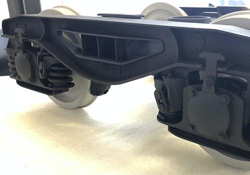 maquette prototype de chargeur autonome de batterie Techni Industrie