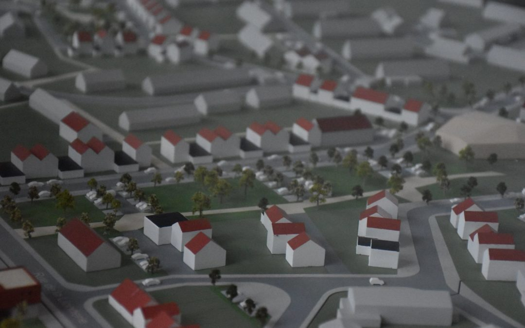 La ville d'Hem rend concret son projet de rénovation !