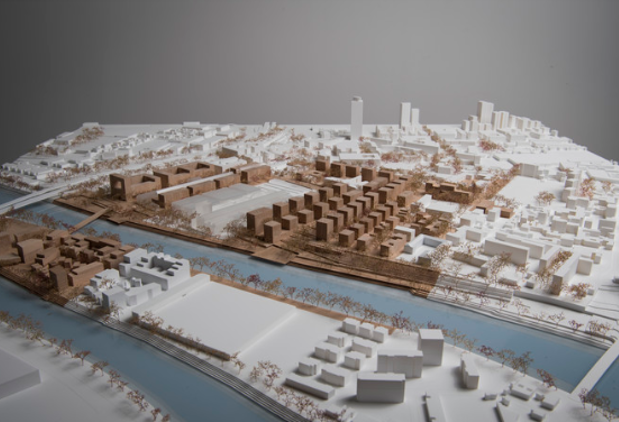 Qui construira le village olympique Paris-2024?