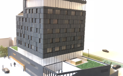 MAQUETTE ARCHITECTURALE : RETOUR VERS LE FUTUR