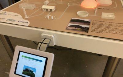 L'avenir par les énergies renouvelables et par la maquette