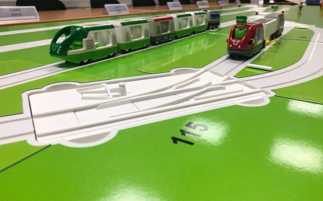 ÇA VA BON TRAIN POUR LES MAQUETTES SNCF !