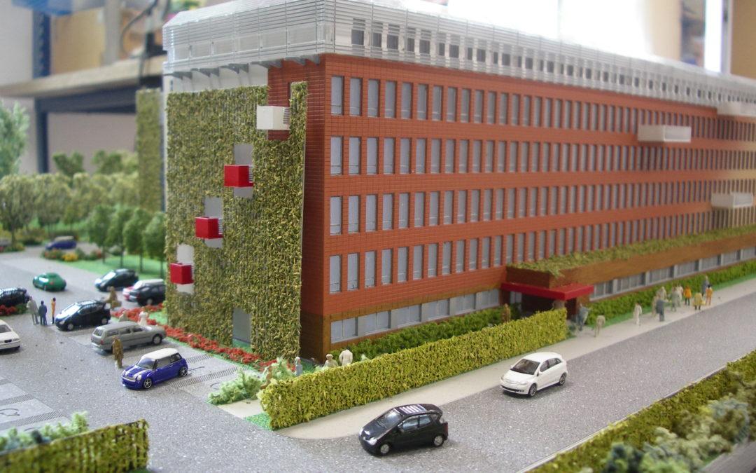 Quel est l'avenir du végétal, de la maquette végétal, en ville?